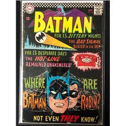 BATMAN #184 (DC COMICS)