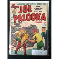 1947 JOE PALOOKA #13 COMIC BOOK