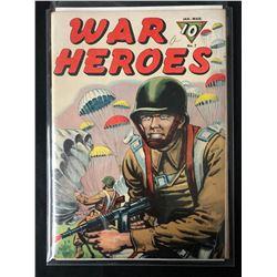 WAR HEROES #7 COMIC BOOK