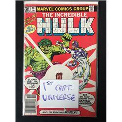 THE INCREDIBLE HULK #10 (MARVEL COMICS) *1ST CAPTAIN UNIVERSE*