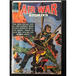 VINTAGE AIR WAR STORIES COMIC BOOK (DELL COMICS)