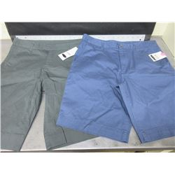 "2 New Pair Mens Shorts 30"" waist"