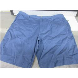 "1 New pair Mens blue Shorts 36"" waist"