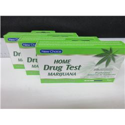 3 New Marijuana Home Drug Test / easy 5 min results / 98% accurate