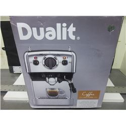New Dualit Multi Brew Coffee Machine / ground , nespresso , tea and more