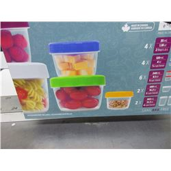 New 36 piece Surelock Food Storage Set
