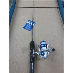 New Shakespear Ice Fishing Rod and Reel combo
