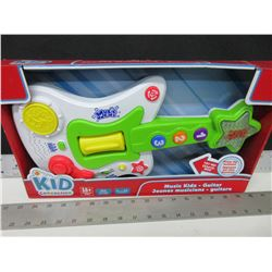 New Kid Connection electronic Guitar / for 18 month +