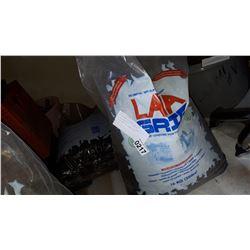 TWO 35LB BAG OF LAVA GRIP