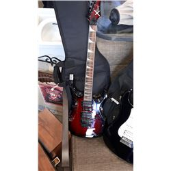 CORT X-11 ELECTRIC GUITAR IN GIG BAG