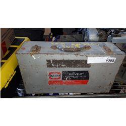 CONCRETE NAIL GUN IN BOX
