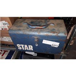 STAR CONCRETE NAILER IN BLUE METAL BOX