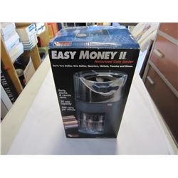 NEW EASY MONEY II COIN SORTER