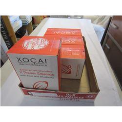 4 BOXES XOCAI XPOWER SQUARES