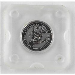 .9999 Pure Platinum Australia 1995 'KOALA' Coin