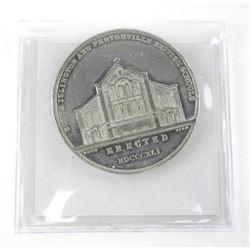 Islington and Pentonville Schools 1841 Medal 44mm