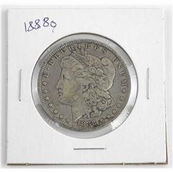 1888-O Silver USA Morgan Dollar