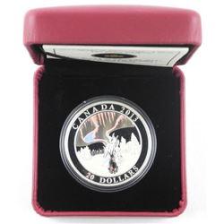 2013 .9999 Fine Silver Coin 'The Great Hare' LE/C.