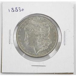 1883-O USA Silver Morgan Dollar.