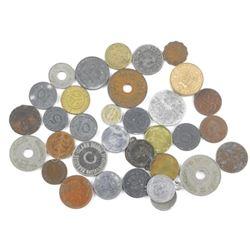 Bag Lot World Coins