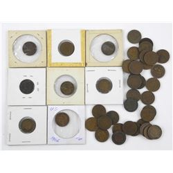 Estate Lot Indian Head USA One Cent