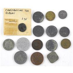 Estate Lot Mixed Coins