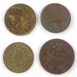 Estate Lot - Tokens/Coins