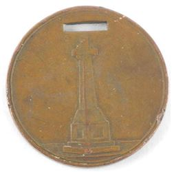 Medal 1909 Grosse Isle, Quebec Auction Previous Sa