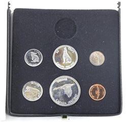 1867-1967 Silver Coin Set