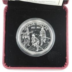 RCM 2012 UNC BU Silver Dollar