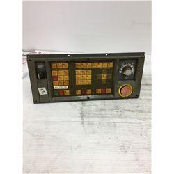 FANUC A02B-0091-C141 OPERATORS PANEL