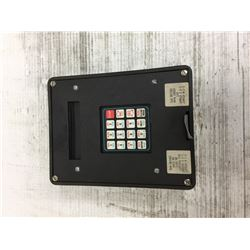 CONTROL PANEL PART NUMBER AND MANUFACTOR UNKNOW