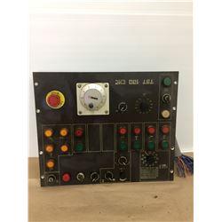 CNC ELECTRONICS TST-100 CONTROL PANEL