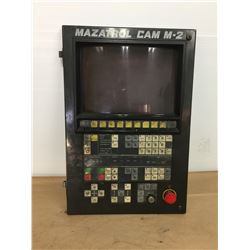 MAZAK MAZATROL CAM M-2 CONTROL PANEL