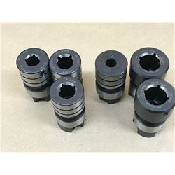 (6) PARLEC MISC. TOOL HOLDER *SEE PICS FOR PART #*