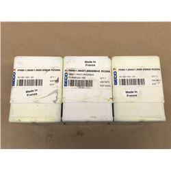 (3) SECO PM80-1,5640/1,5650-EB845 RX2000 REAMER