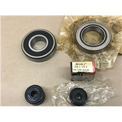 (4) MISC. ROLLER / BEARING *SEE PICS FOR PART #*