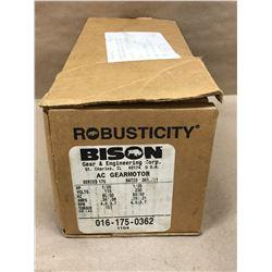 BISON 016-175-0362 GEAR MOTOR