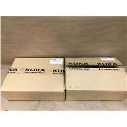 (2) KUKA 000113405 OUTER FAN