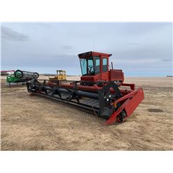 CASE 6000 25 FT. SWATHER