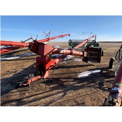 "FARM KING 10"" X 70 FT. SWING AUGER"