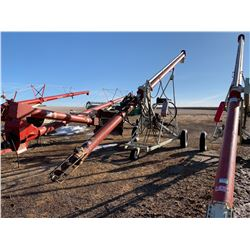 FARM KING 836 AUGER AND MOVER