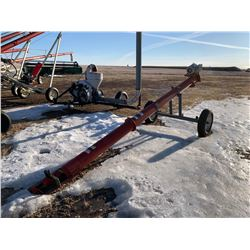 "FARM KING 8"" TRANSFER AUGER"