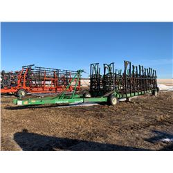 1981 FLEXICOIL SYSTEM 92 70 FT. HARROW PACKER