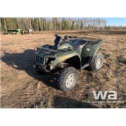 2013 ARCTIC CAT 500 ATV