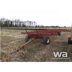 HORST 3 AXLE FARM WAGON