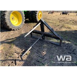 BALE SPEAR TO FIT TS110 TRACTOR