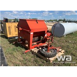 VALMAR 240 GRANULAR APPLICATOR