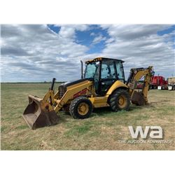 2005 CATERPILLAR 416E LOADER BACKHOE