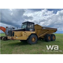 1996 CAT D300E ARTICULATED DUMP TRUCK